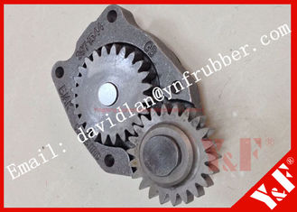 PC200 - 8 Engine Oil Pump Komatsu Excavator Parts High Performance