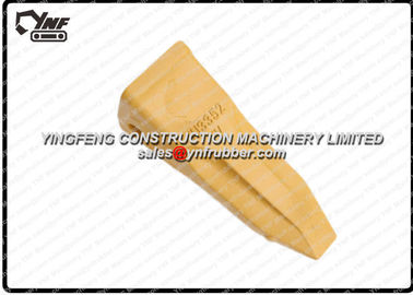 Yellow 1u3352 TV  Excavator Bucket Teeth Excavator Accessories for Caterpillar Excavator